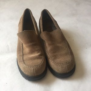 Predictions Genuine Suede Leather Slip On Loafers